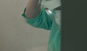Nusirengimo procesas po kontakto su COVID-19 pacientais