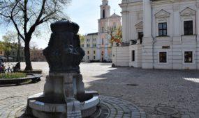 Rotušės aikštės geriamojo vandens fontanas