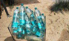 """""""Uniqa"""" mineralinis vanduo"""