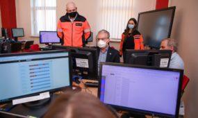 G. Nausėda Kauno greitosios medicinos pagalbos stotyje