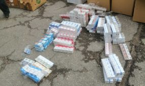 Šiukšlių pilname garaže rasta ir cigarečių, ir alkoholio