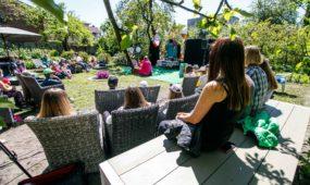 Lėlių teatro pasirodymas Žaliakalnyje