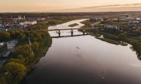 Kaunas, panorama