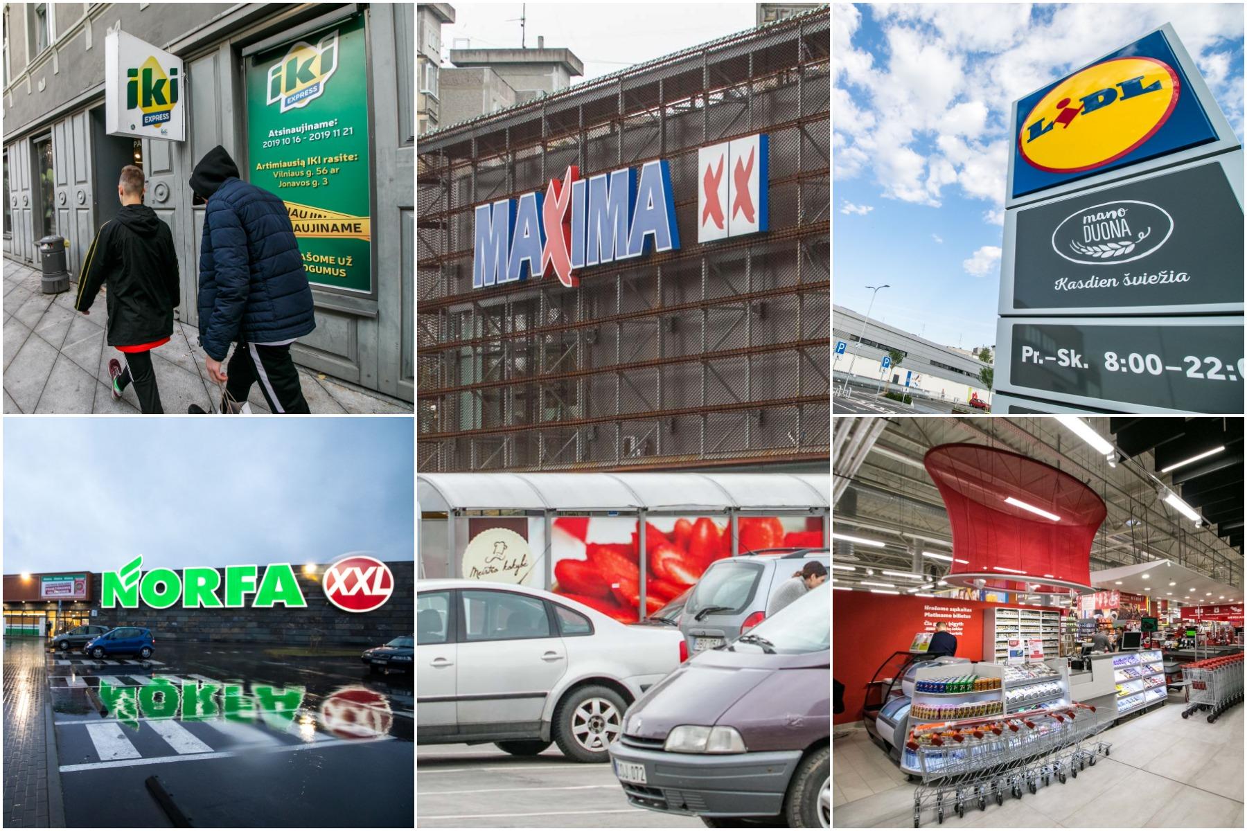 Prekybos centrams nori uždrausti dirbti sekmadieniais ir švenčių dienomis – ir ne tik per karantiną
