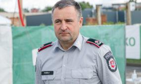 Naujojo policijos komisariato statybos Radvilėnų plente, R. Požėla