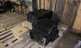 Kauno apskrityje sulaikyta kontrabandininkų grupuotė