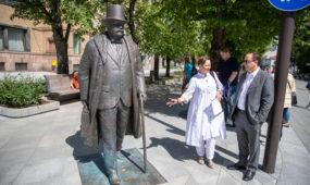 JAV ambasadoriaus vizitas Kaune