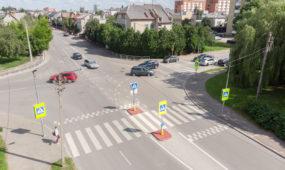 Žeimenos ir Kalniečių gatvių sankryža