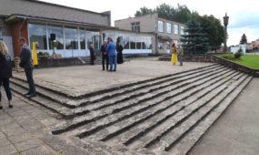 Pradedama Ramučių kultūros centro pastato rekonstrukcija