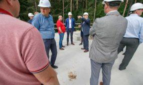 Vandens gerinimo įrenginių statybos Vičiūnų vandenvietėje