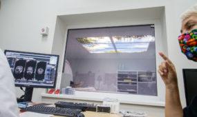 Kauno miesto poliklinikoje - naujas magnetinio rezonanso aparatas