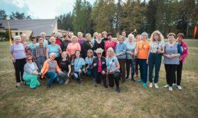 Sveikatingumo stovykla Kauno rajone