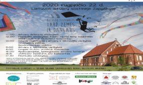 Aitvarų festivalio plakatas 2020