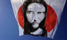Mariaus Abramavičiaus Neboisia paveikslas-aitvaras