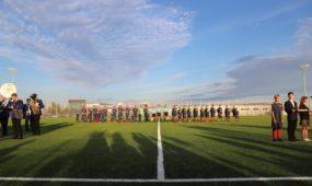 Futbolo stadionas Garliavoje