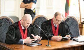 I. Starzdauskaitės byla Apeliaciniame teisme