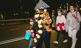 Fluxus festivalis, kopimas į kalną