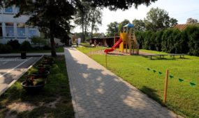Pradėta Lapių lopšelio-darželio rekonstrukcija