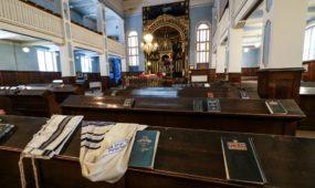 Kaune išlikusios sinagogos