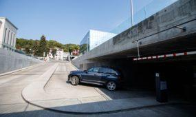 Automobilių stovėjimo aikštelė po Vienybės aikšte