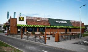 """Prie """"Megos"""" atidarytas naujas """"McDonald's"""""""
