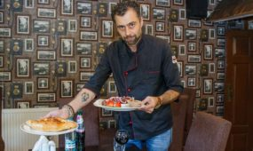 """Gruziniško maisto taverna """"Tiflis"""""""