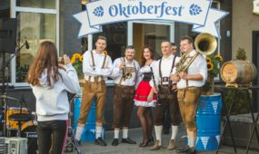 """Oktoberfest"" Kaune"
