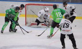 """LLRČ """"Kaunas Hockey"""" - """"Baltų Ainiai"""""""