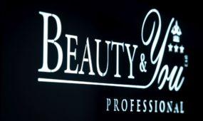 """Grožio prekių parduotuvė """"Beauty&You Professional"""""""
