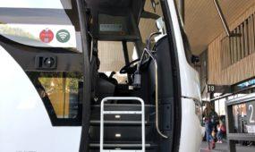Autobusų dezinfekcija