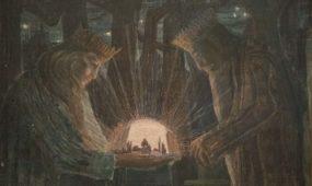 M. K. Čiurlionio tapyti angelai