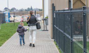Domeikavoje atidarytas naujas vaikų darželis