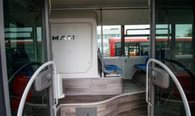 """Naujas hibridinis """"MAN Lion's City 12 Hybrid"""" autobusas"""