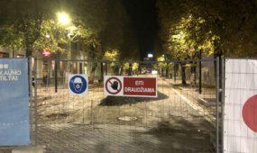 S. Daukanto gatvės rekonstrukcija