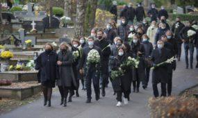 Mariaus Žaliūko laidotuvės