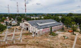 Kauno sporto halės rekonstrukcija