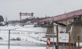 Prie statomo tilto per Nerį žuvo darbininkas