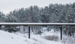 Tiltas iš serialo apie Černobylio katastrofą