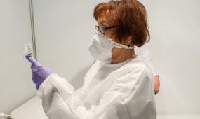 Pradedama kauniečių vakcinacija