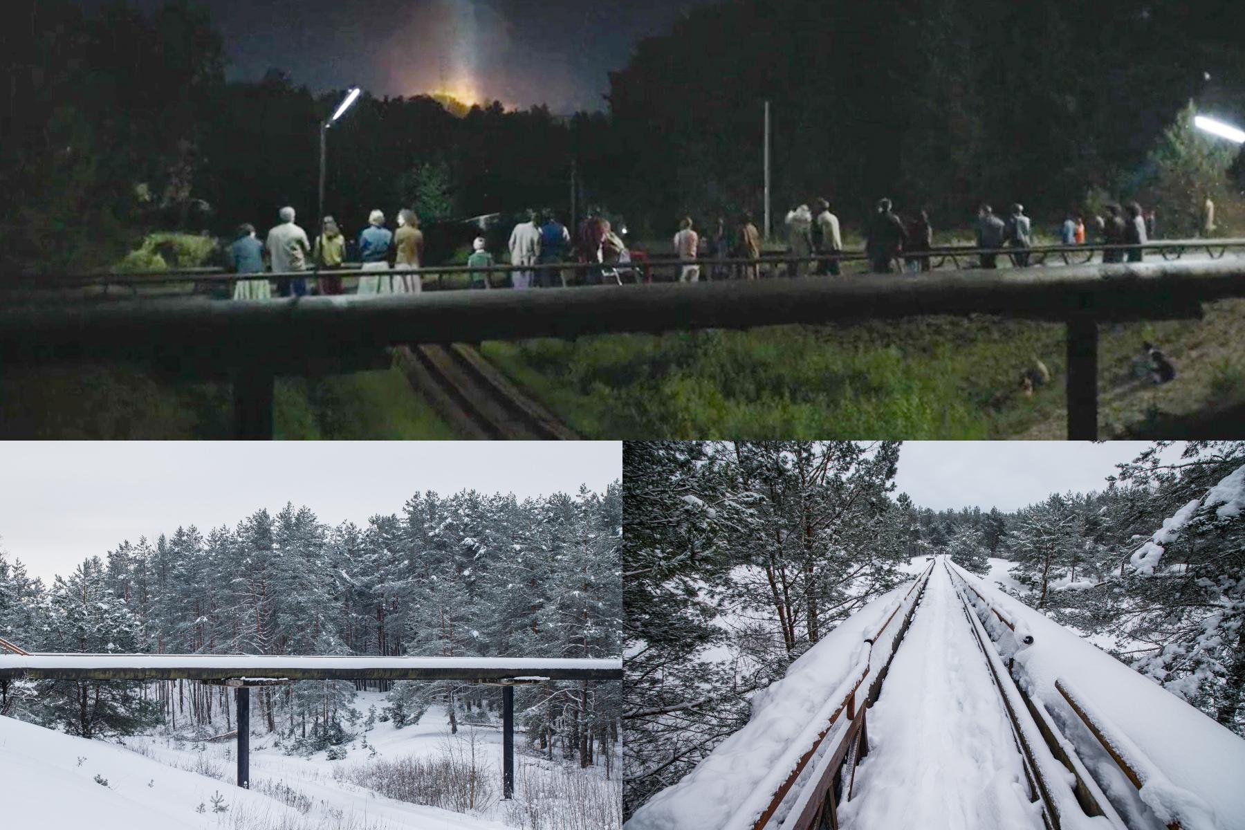 Serialas Černobylis