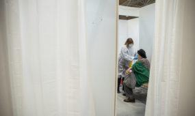 Atidarytas didžiausias Lietuvoje vakcinavimo centras