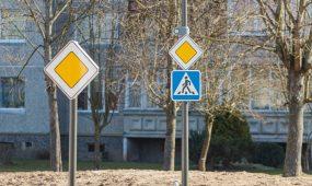 Saugaus eismo miestelis