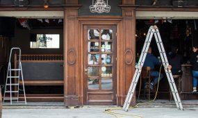 Lauko kavinės ruošiamos atidarymui