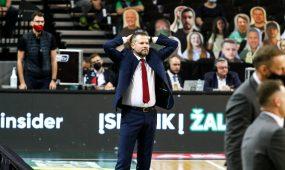 Kauno Žalgiris - Vilniaus Rytas