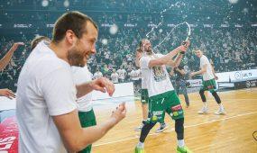Kauno Žalgris - LKL čempionai